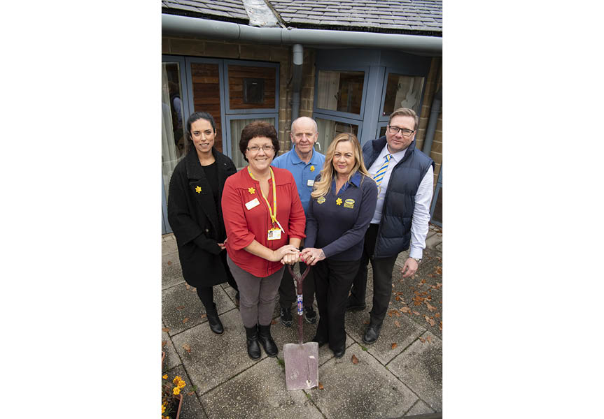 Selco supports Marie Curie Hospice in Bradford