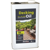 Deck Stain & Oil