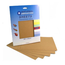 Sand Paper & Abrasives