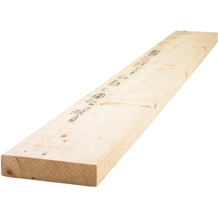 "Sawn Easi Edge Timber 200 x 47mm (8"" x 2"") Kiln Dried C16 4.8m FSC®"