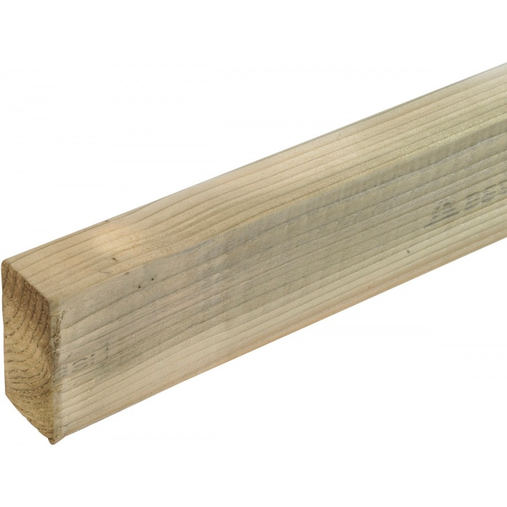 "Sawn Treated Easi Edge 100 x 47mm (4"" x 2"") Kiln Dried C16 4.8m FSC®"