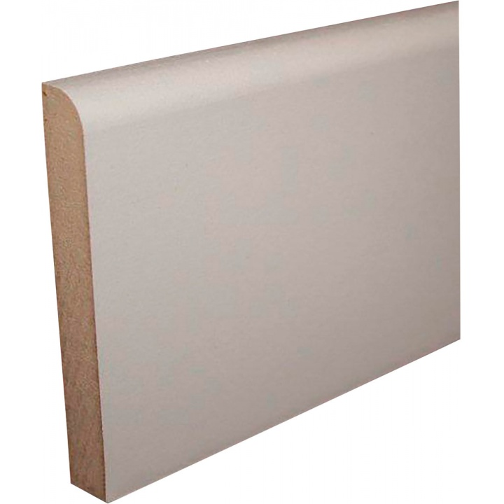 Primed MDF Bullnose Architrave 14.5 x 44 x 2100mm FSC®