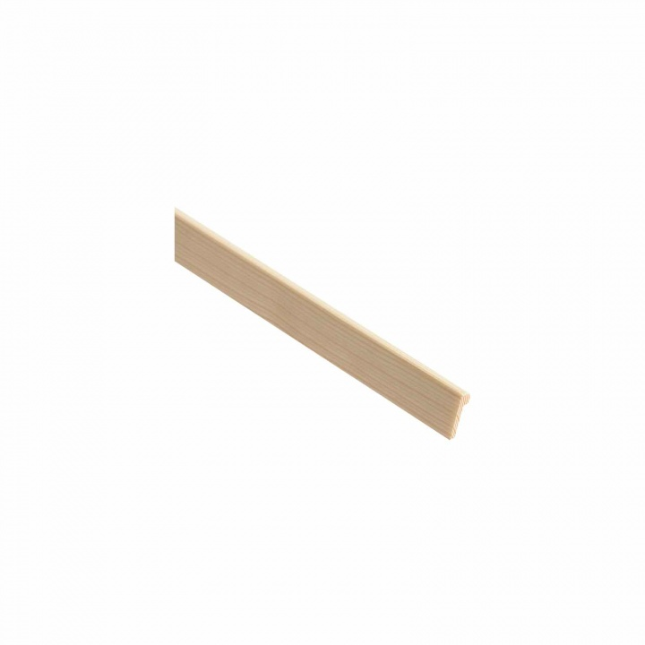 Hockey Stick 21mm x 6mm 2.4m Pine PEFC