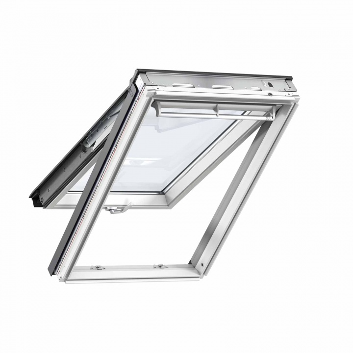 Velux GPL MK04 2070 White Painted Top Hung Window 780 x 980mm