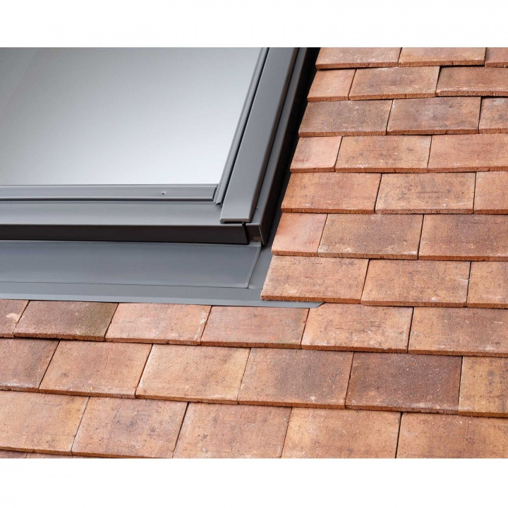 Velux EDP CK02 Plain Tile Flashing up to 14mm thick