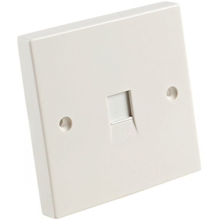 1 Gang Data Socket RJ45