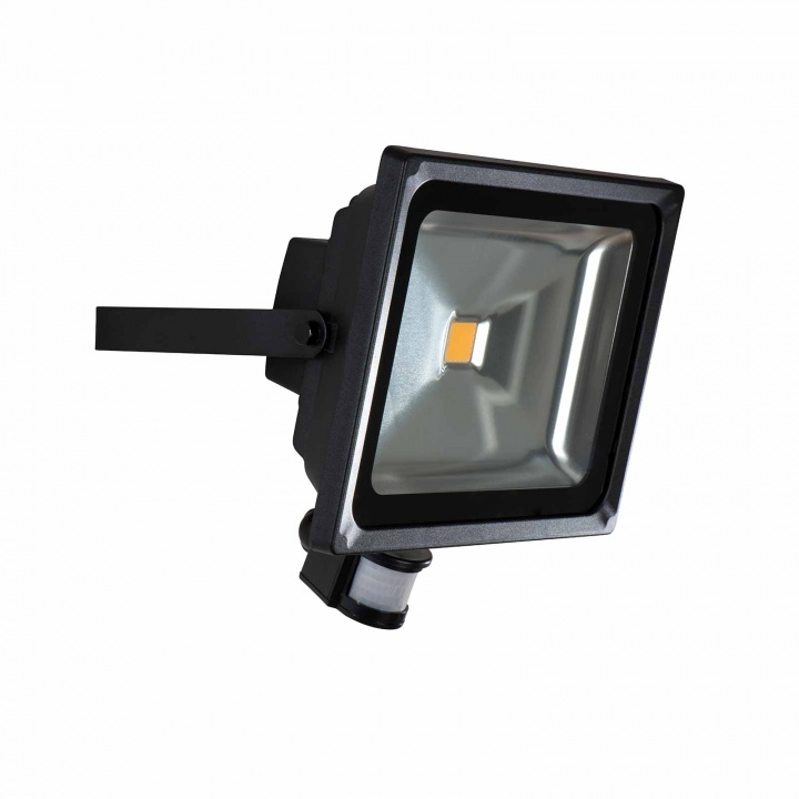 BG LED Floodlight With PIR 50W