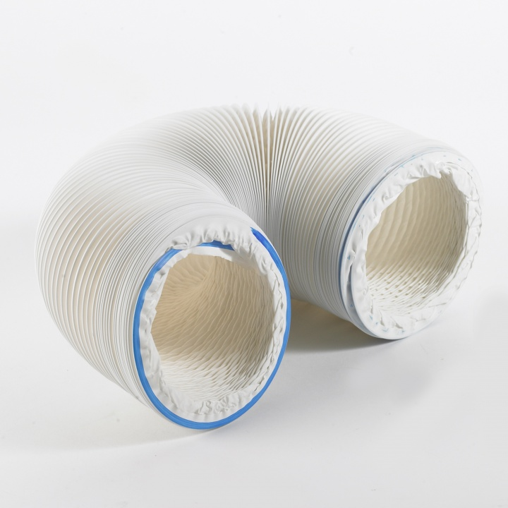 Manrose PVC Flexi Duct 120mm 3m
