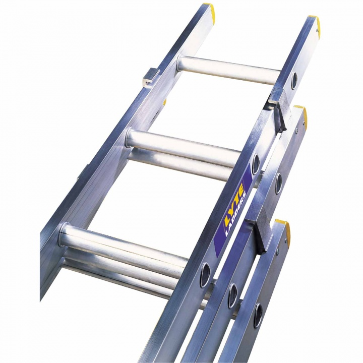 Lyte 3 Section 8 Rung Extension Ladder