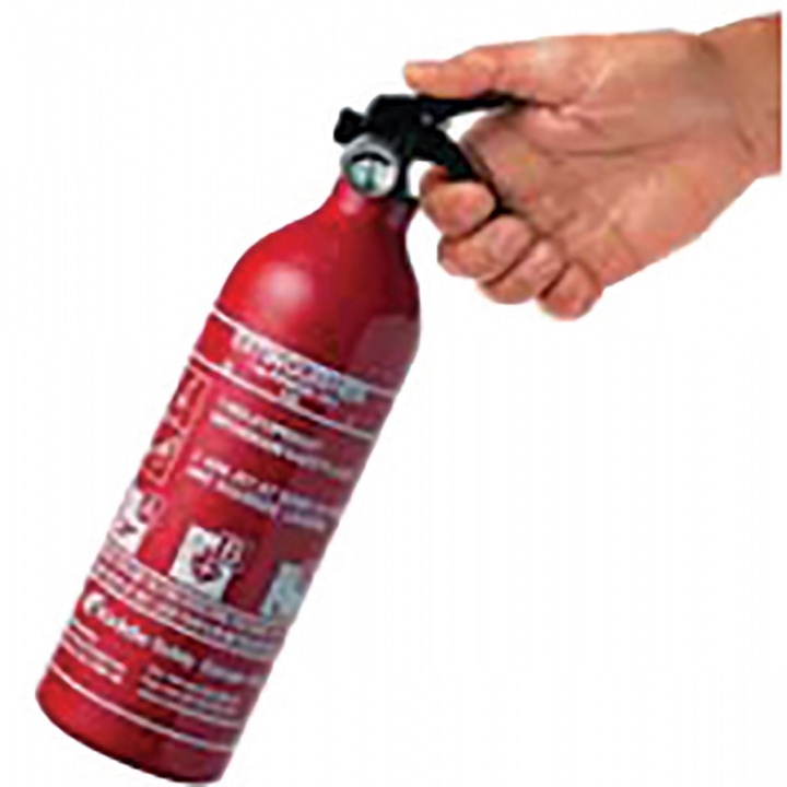 Kidde All Purpose EN3 Dry Powder Fire Extinguisher