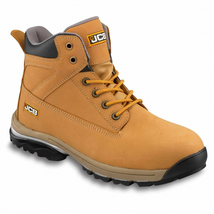 JCB Workmax Safety Boot Size 8
