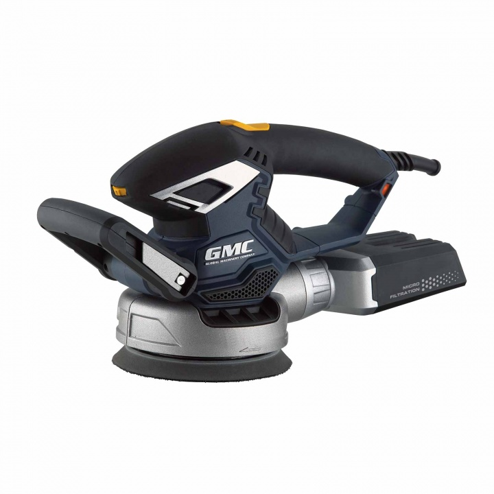 GMC 430W Dual Base Randon Orbit Sander 150mm