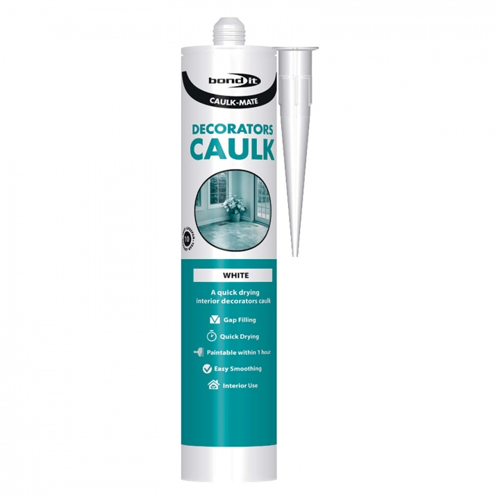 Bond It Caulk Mate Decorators Caulk