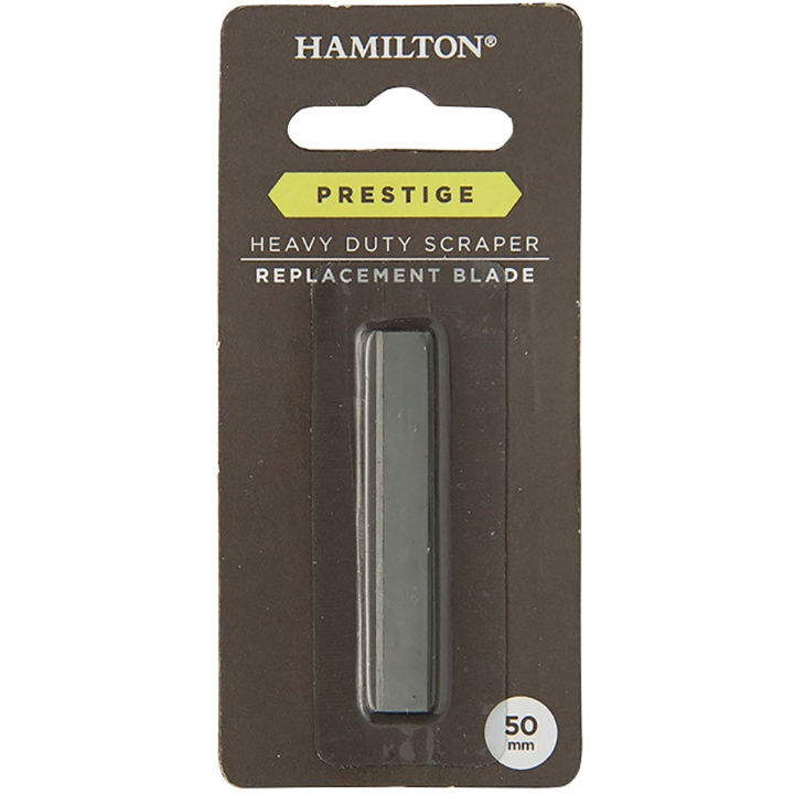 "Hamilton Prestige Heavy Duty Scraper Replacement Blade 50mm (2"")"