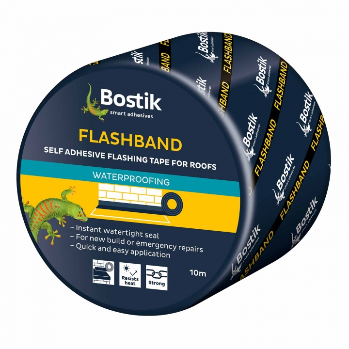 Bostik Flashband Original Grey 10m x 75mm