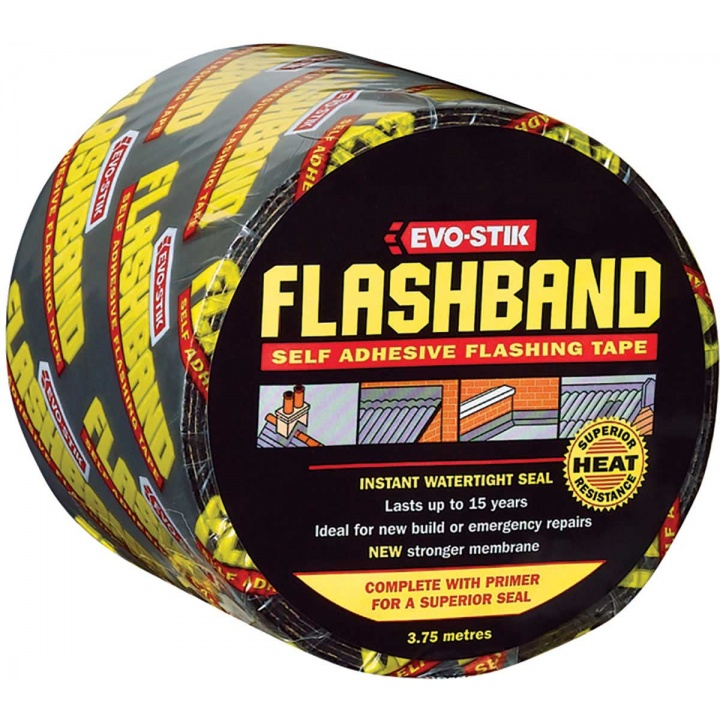 Bostik Flashband Plus Primer 3.75m x 100mm