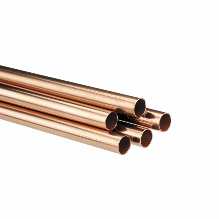 Copper Pipe 22mm x 2m (PK 10)