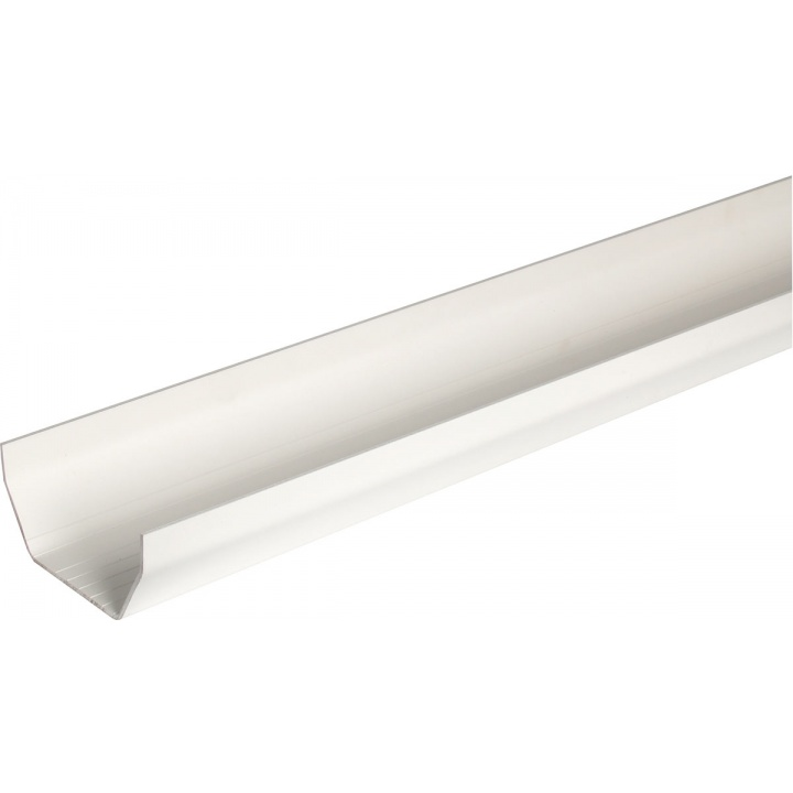 Squareflo 114mm Gutter 5m White