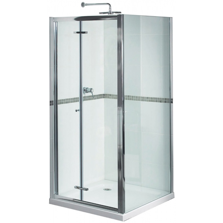 Aqualux Shine 800mm Shower Side Panel