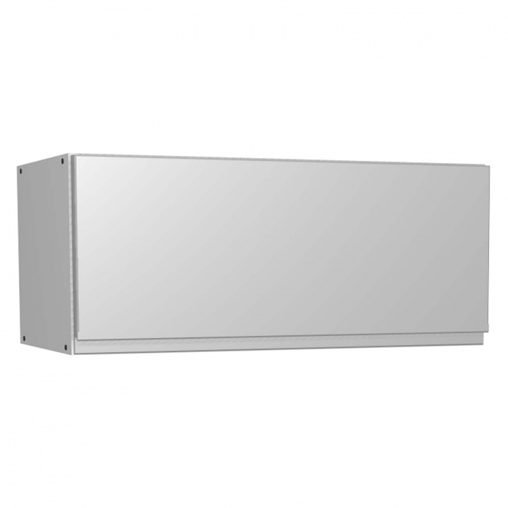 Capri Grey 600mm x 296mm Cooker Hood Unit