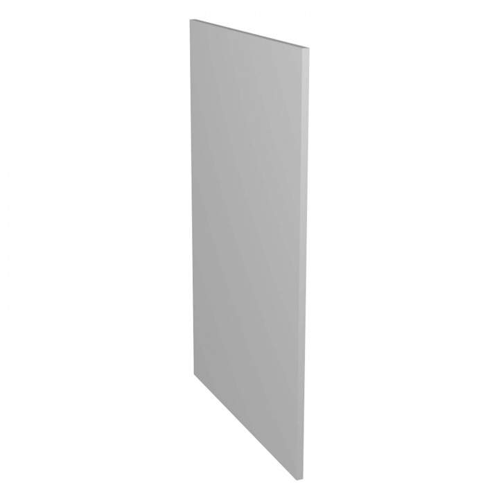 Capri Grey Base Unit Clad Panel
