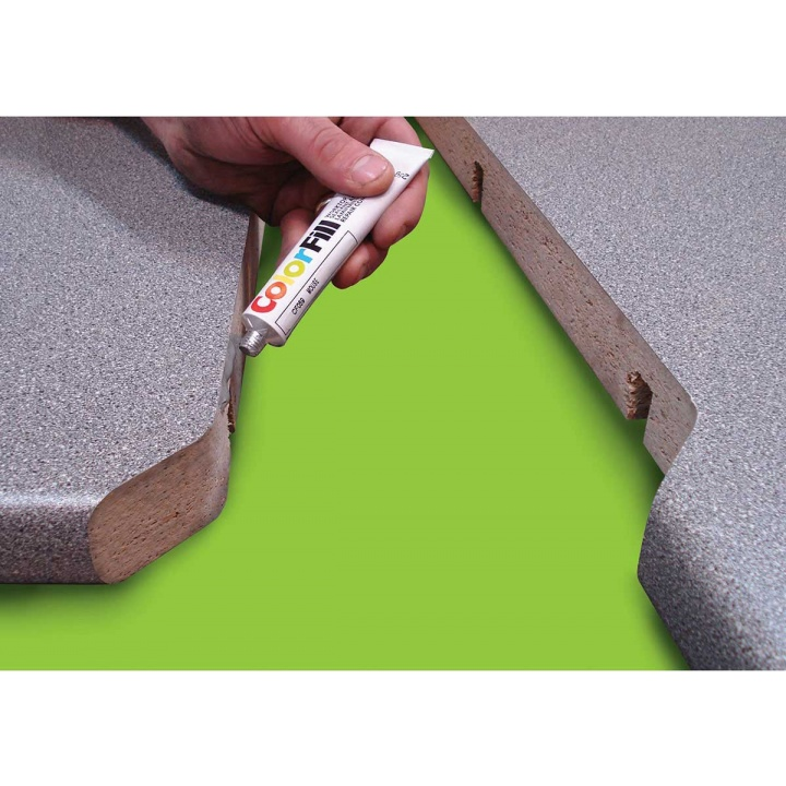 ColorFill Green Slate Worktop Joint Sealant 25g