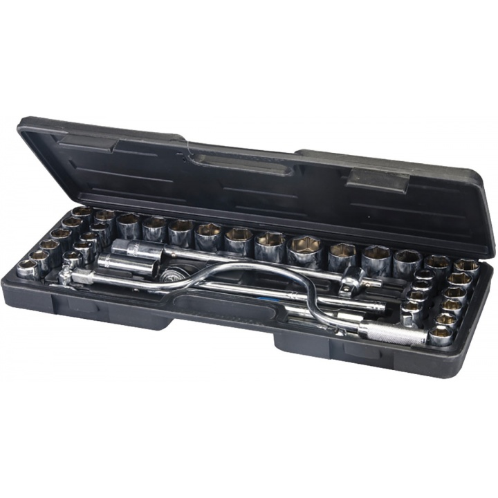 42 Piece Socket Set