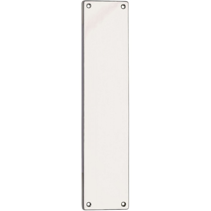 Finger Plate Stainless Steel 305 x 76mm