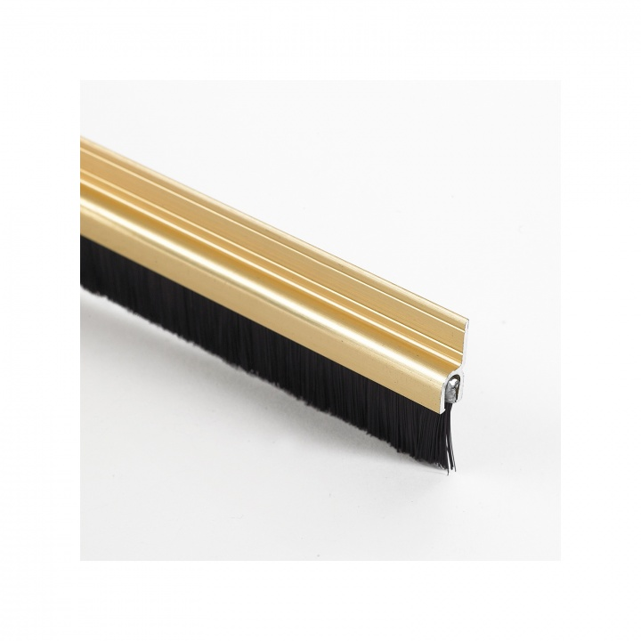 Exitex Brush Strip Gold 914mm Draught Strip