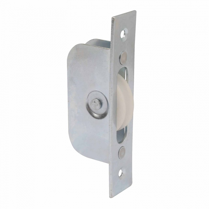 Sash Window Pully Bright Zinc Plated
