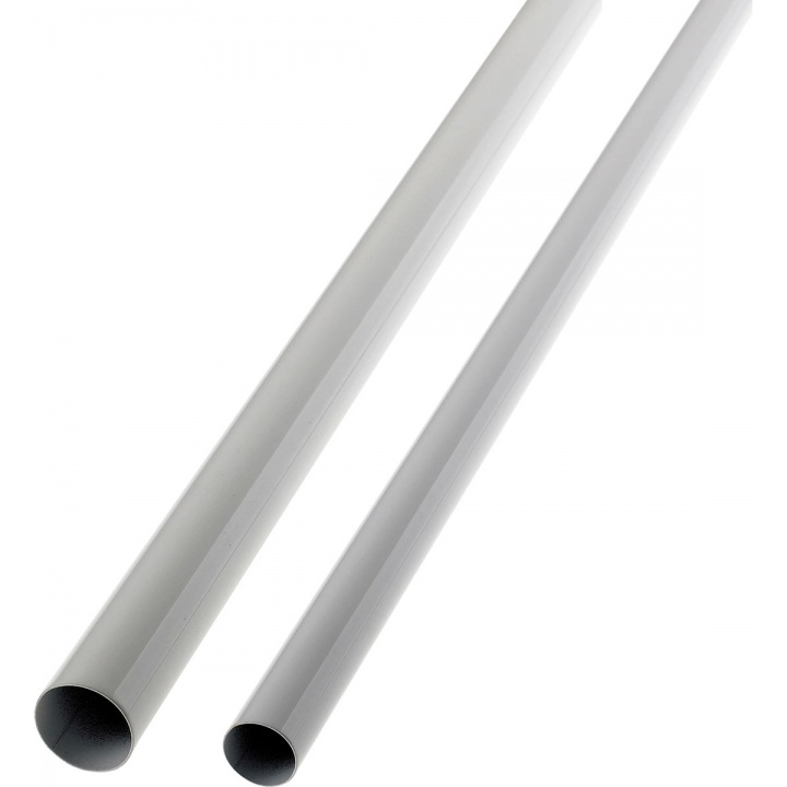 Colorail Tube White 19 x 2440mm
