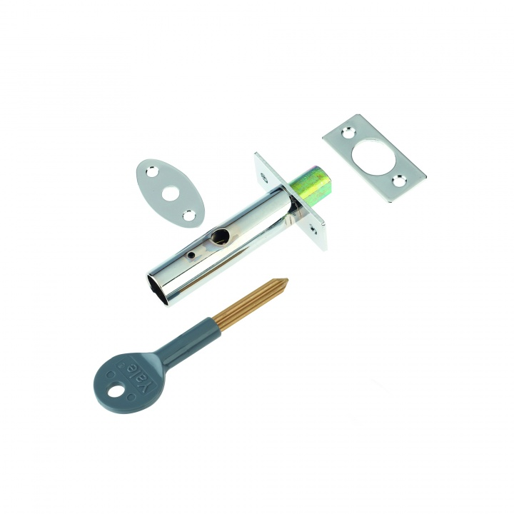 Yale PM444 Door Security Bolt Chrome