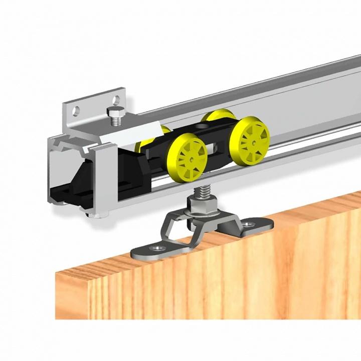 Herkules 60 Sliding Door System For 750mm Door Width Selco