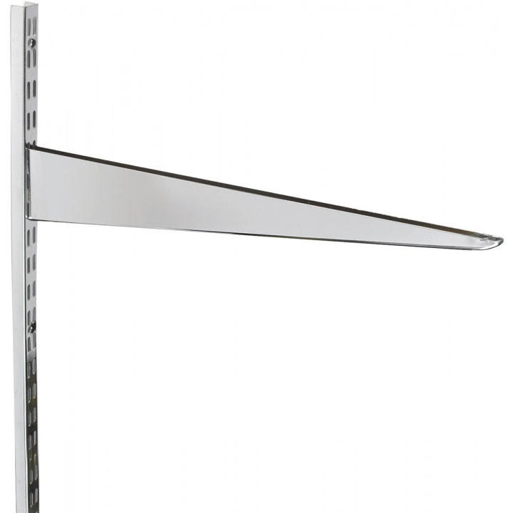 Twinslot Bracket Chrome 320mm