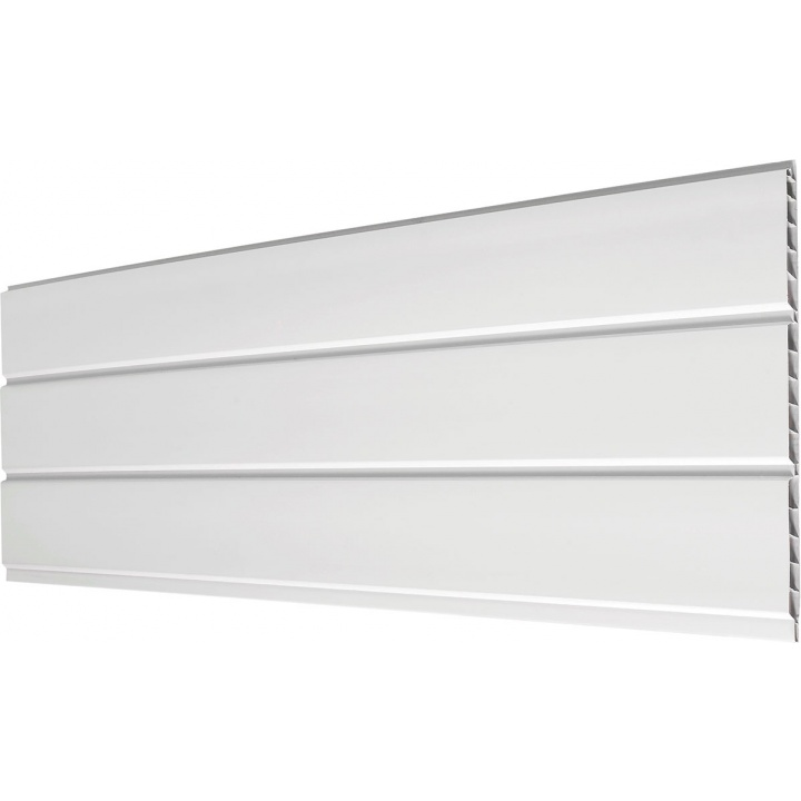 300mm Hollow Soffit Board White x 10mm