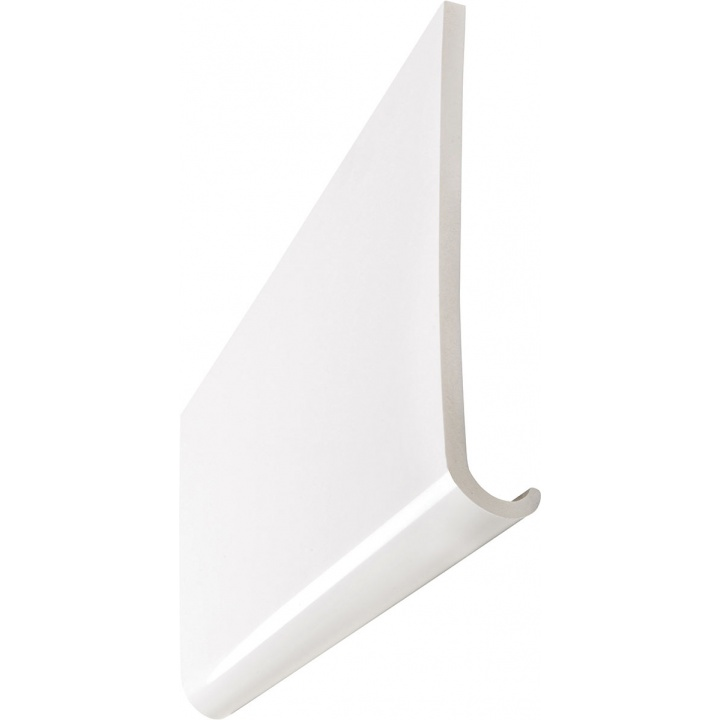 200mm Hockey Window Board White x 10mm
