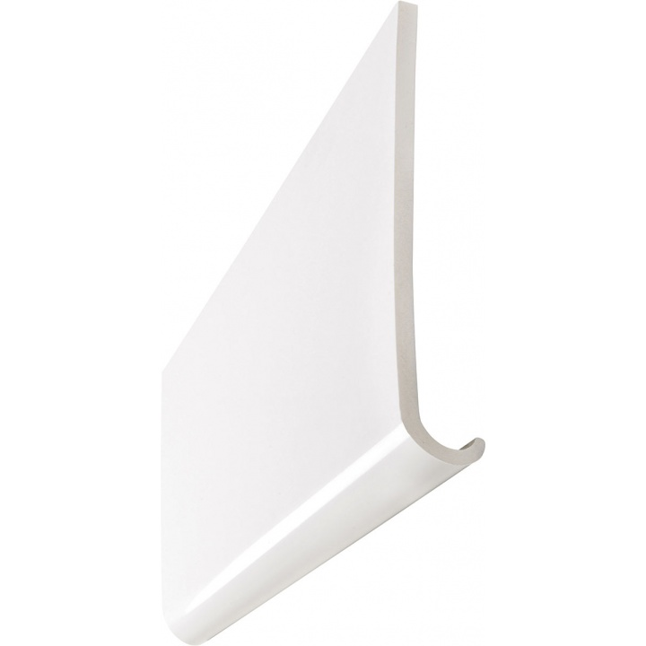 225mm Hockey Window Board White x 10mm