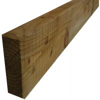 "Sawn Treated Easi Edge 150 x 47mm (6"" x 2"") Kiln Dried C16 FSC®"