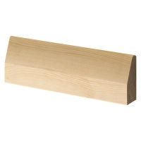 "Chamfered Skirting 100mm (4"") NOM PEFC"