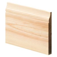 "Ogee Skirting 100mm (4"") NOM"