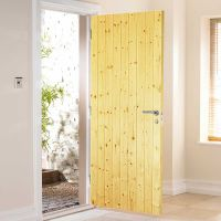 "External Ledged & Braced Door 2032 x 813mm (6'8"" x 2'8"") FSC®"