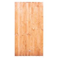 Closeboard Gate Square Top 1750 x 915mm FSC®