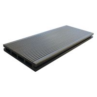 Hollow Composite Deck Board Graphite 146 x 23mm x 3.6m