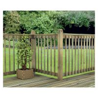 Decking American Spindle 895mm PEFC