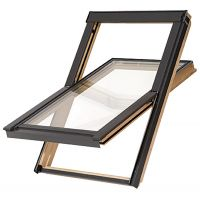 Axis90 DVX M4A Centre Pivot Roof Window 780 x 980mm