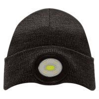 Unilite Beanie Hat With Built In LED Head Light
