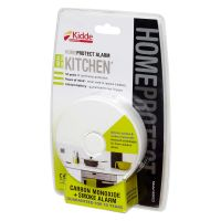 Kidde Kitchen Smoke And Carbon Monoxide Alarm 10 Year Sealed Unit