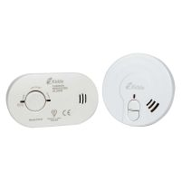 Kidde Smoke And Carbon Monoxide Essential Twin Pack