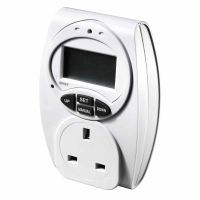 Masterplug 24 Hour/7 Day Electronic Timer