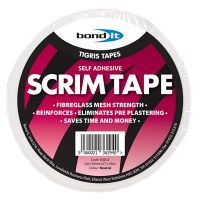 Bond It Drywall Self Adhesive Scrim Tape 100mm x 90m